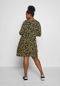 Even&Odd Curvy - Jersey dress - black - 2