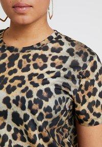 Even&Odd Curvy - T-shirt print - multi coloured - 4
