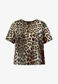 Even&Odd Curvy - T-shirt print - multi coloured - 3