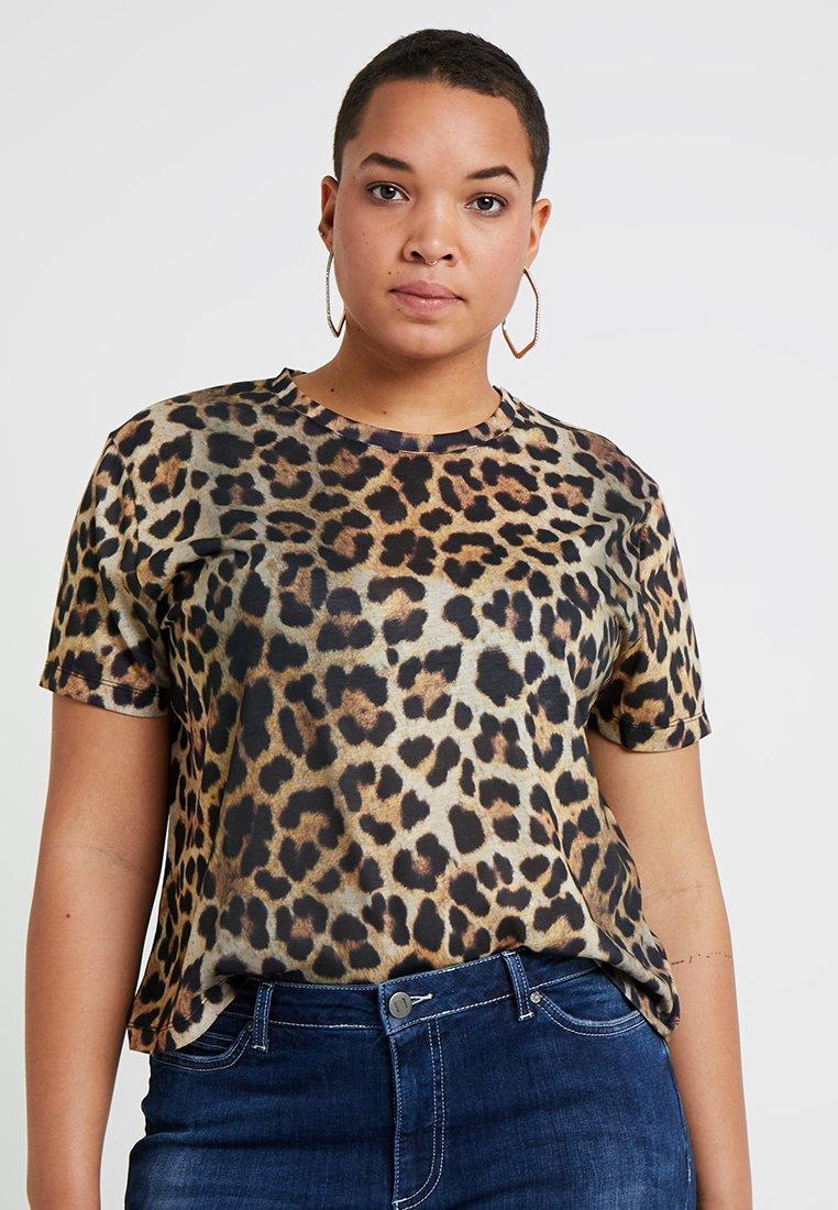 Even&Odd Curvy - T-shirt print - multi coloured