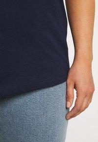 Even&Odd Curvy - T-shirt basic - maritime blue - 4