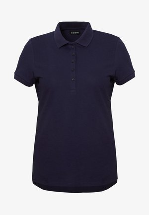 BASIC POLO - Printtipaita - evening blue