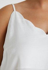 Even&Odd Curvy - Blouse - white - 5