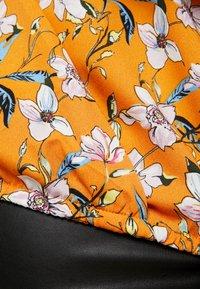 Even&Odd Curvy - Bluser - white/orange - 5