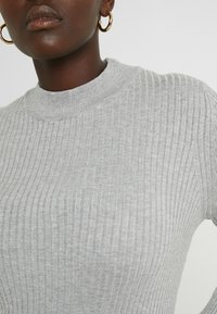 Even&Odd Curvy - Pullover - grey - 5