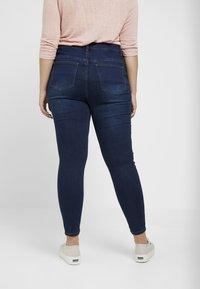 Even&Odd Curvy - Jeans Skinny - dark blue - 2