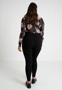 Even&Odd Curvy - Jeans Skinny Fit - black - 3