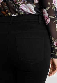 Even&Odd Curvy - Jeans Skinny Fit - black - 6