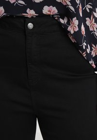 Even&Odd Curvy - Jeans Skinny Fit - black - 4