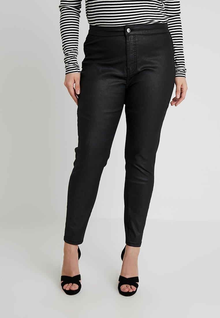 Even&Odd Curvy - Jeans Skinny - black