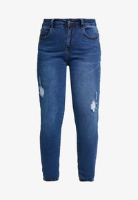 Even&Odd Curvy - Jeans Skinny Fit - dark blue - 5