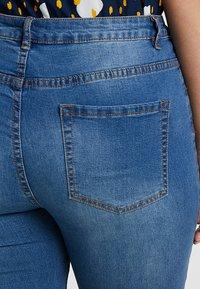 Even&Odd Curvy - Jeans Skinny Fit -  dark blue - 5