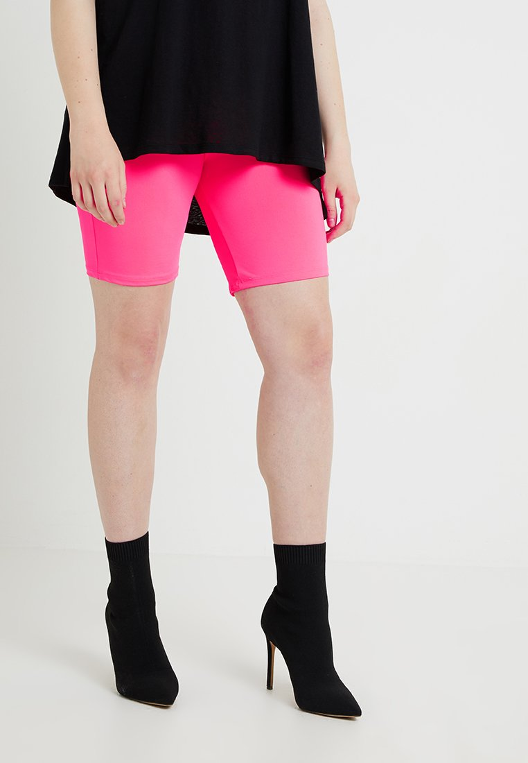 Even&Odd Curvy - Shorts - pink