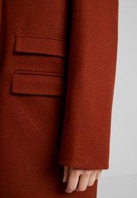 Even&Odd Curvy - Classic coat - red - 7