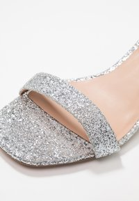Even&Odd Wide Fit - Sandals - silver - 2