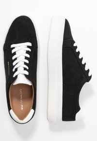 Even&Odd Wide Fit - Trainers - black - 3