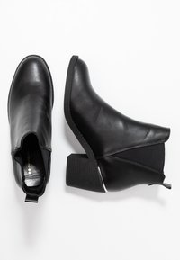 Even&Odd Wide Fit - Ankle boots - black - 3