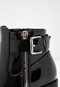 Even&Odd Wide Fit - Ankle boots - black - 2