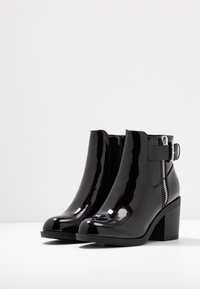 Even&Odd Wide Fit - Ankle boots - black - 4