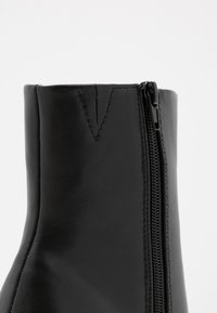 Even&Odd Wide Fit - High heeled ankle boots - black - 2