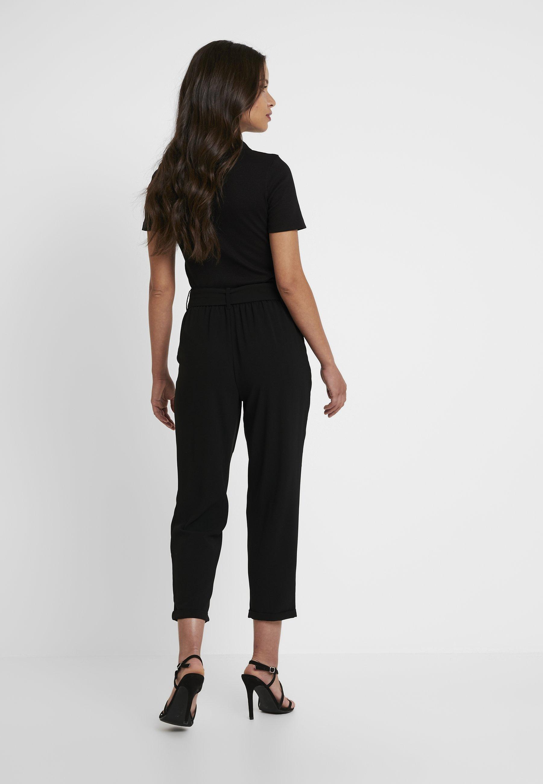 Even&Odd Petite Pantaloni black