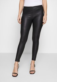 Even&Odd Petite - Leggings - black - 0