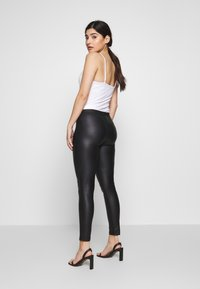 Even&Odd Petite - Leggings - black - 2