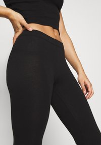 Even&Odd Petite - Legging - black - 4