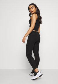 Even&Odd Petite - Legging - black - 2