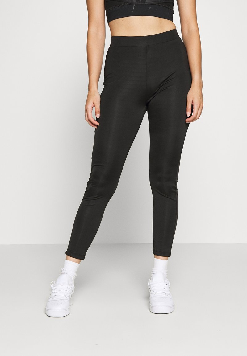 Even&Odd Petite - Leggings - black