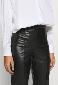 Even&Odd Petite - Pantalon classique - black - 4