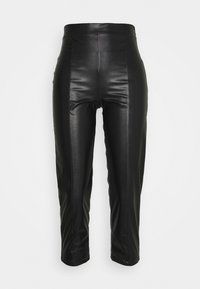 Even&Odd Petite - Pantalon classique - black - 3