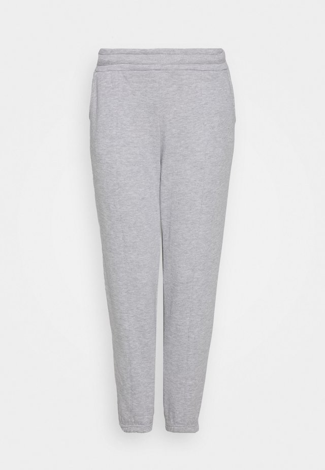 REGULAR FIT JOGGERS - Træningsbukser - light grey