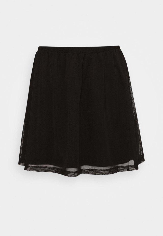 Spódnica mini - black