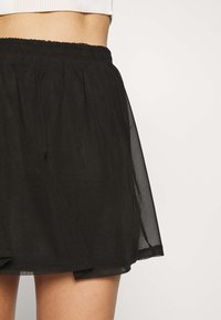 Even&Odd Petite - Mini skirts  - black - 4