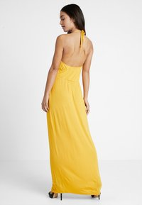 Even&Odd Petite - Maxi šaty - mustard - 2
