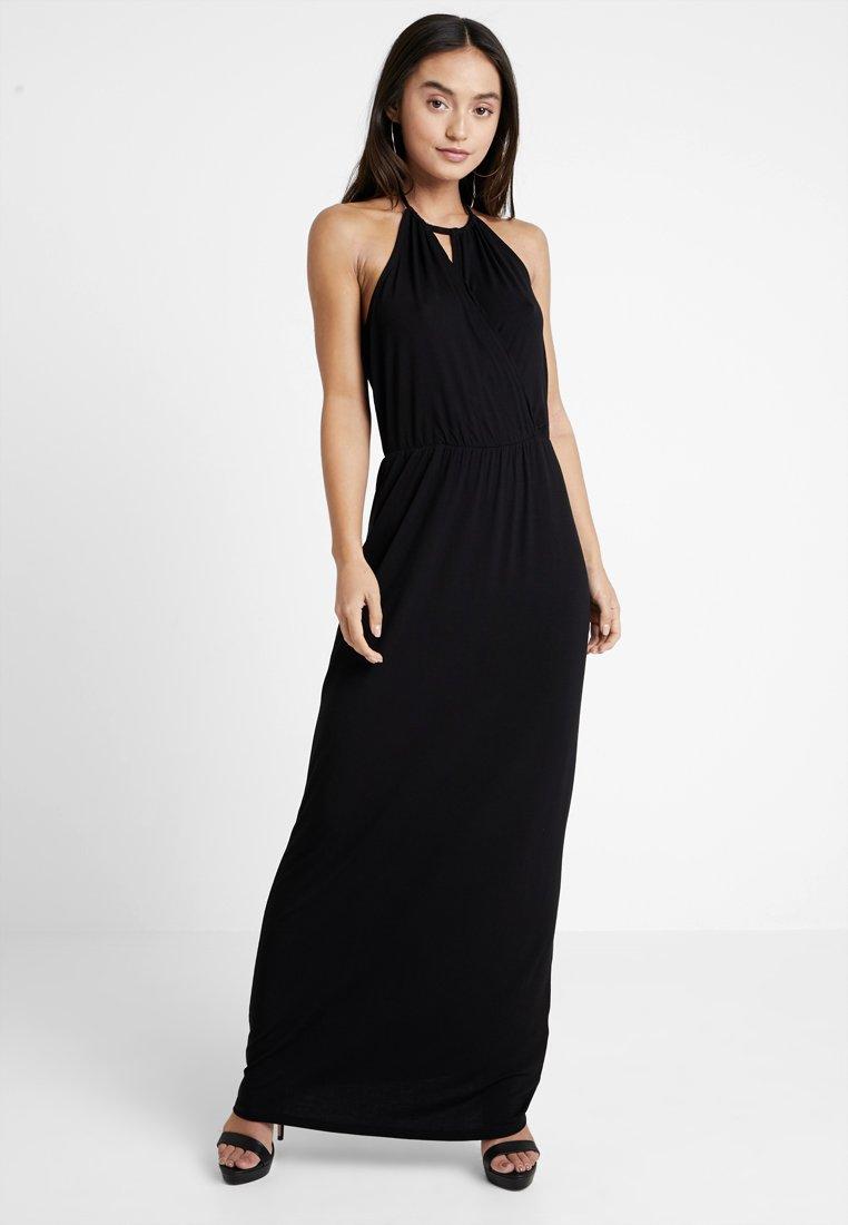 Even&Odd Petite - Maxi dress - black