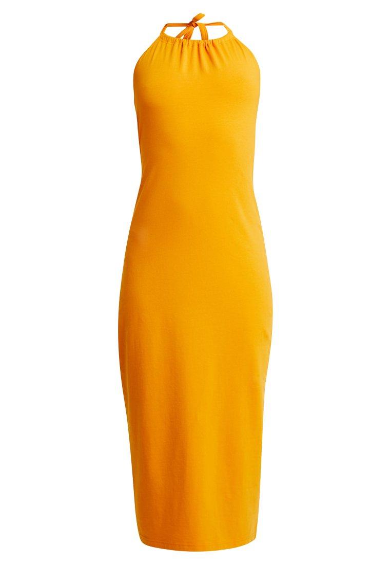 Even&Odd Petite - Maxi šaty - orange