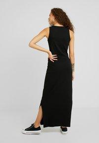 Even&Odd Petite - Maxi dress - black - 3