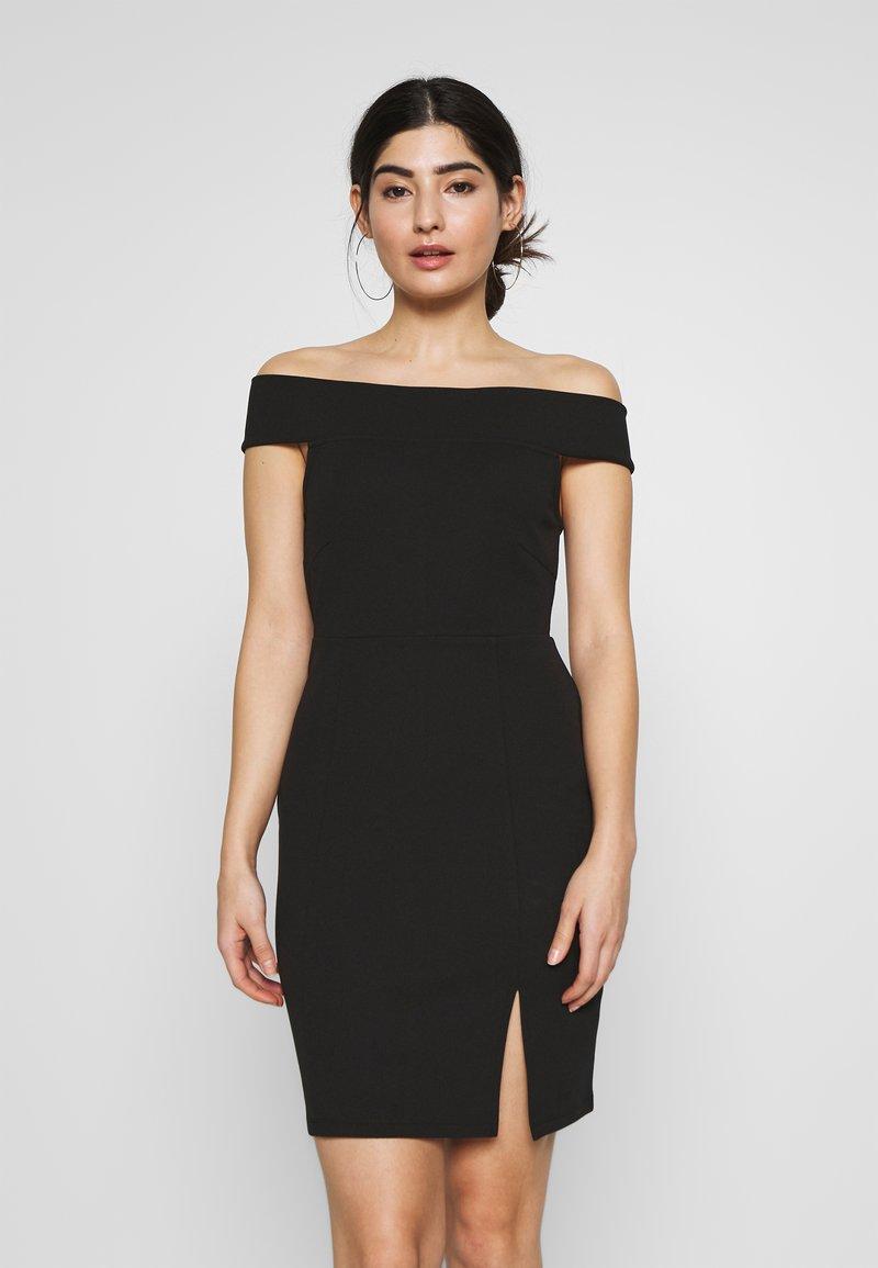 Even&Odd Petite - Vestito elegante - black