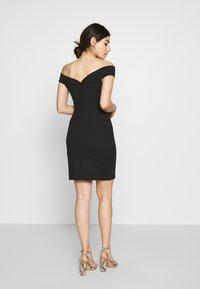 Even&Odd Petite - Vestito elegante - black - 2