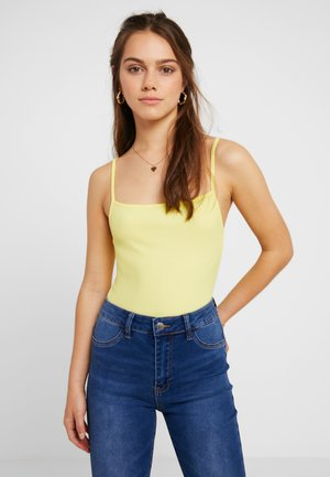 BODYSUIT - Top - yellow