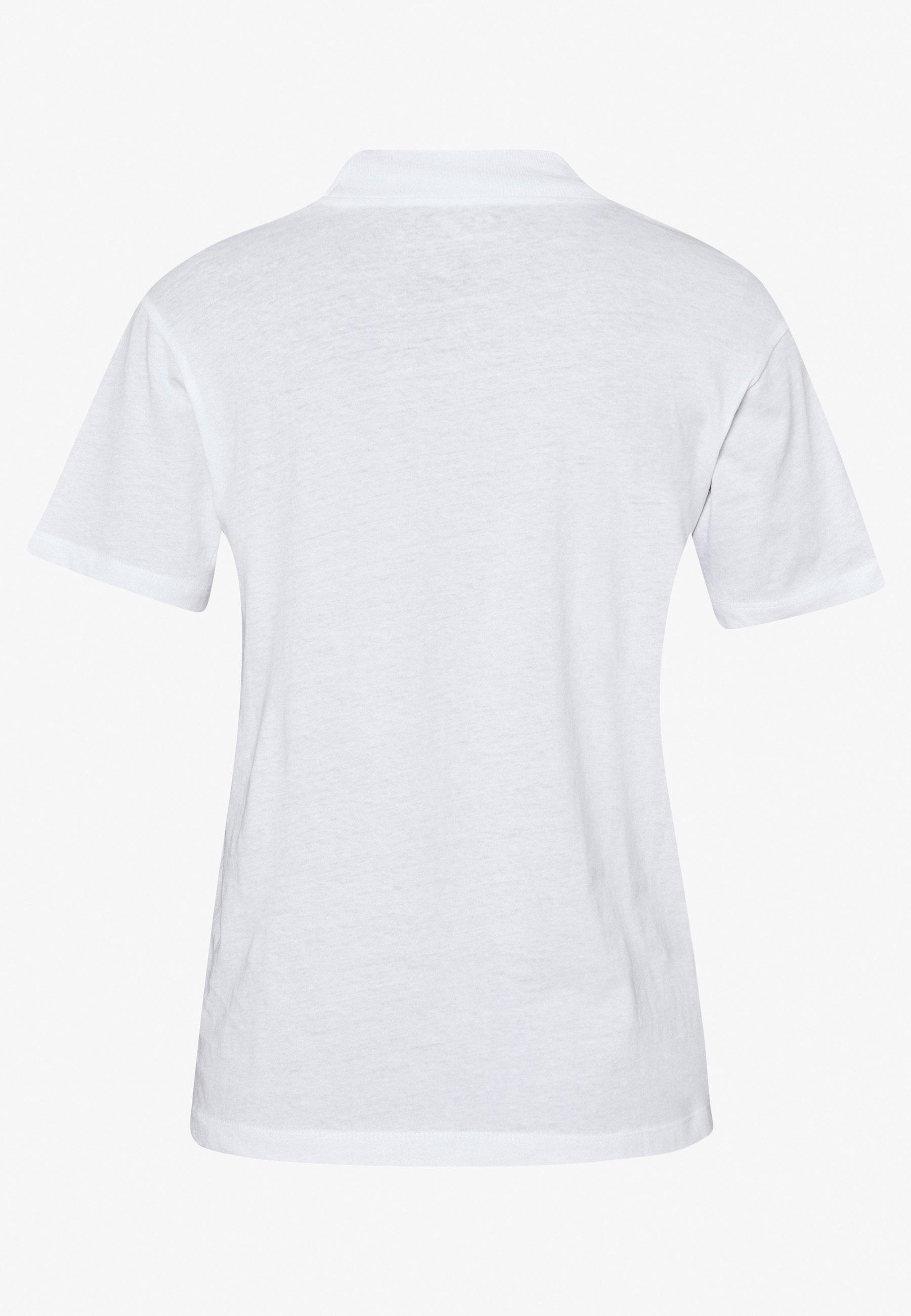Even&odd Petite Basic T-shirt - White