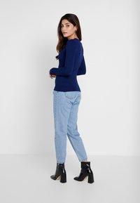 Even&Odd Petite - Pullover - dark blue - 2