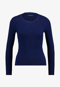 Even&Odd Petite - Pullover - dark blue - 3