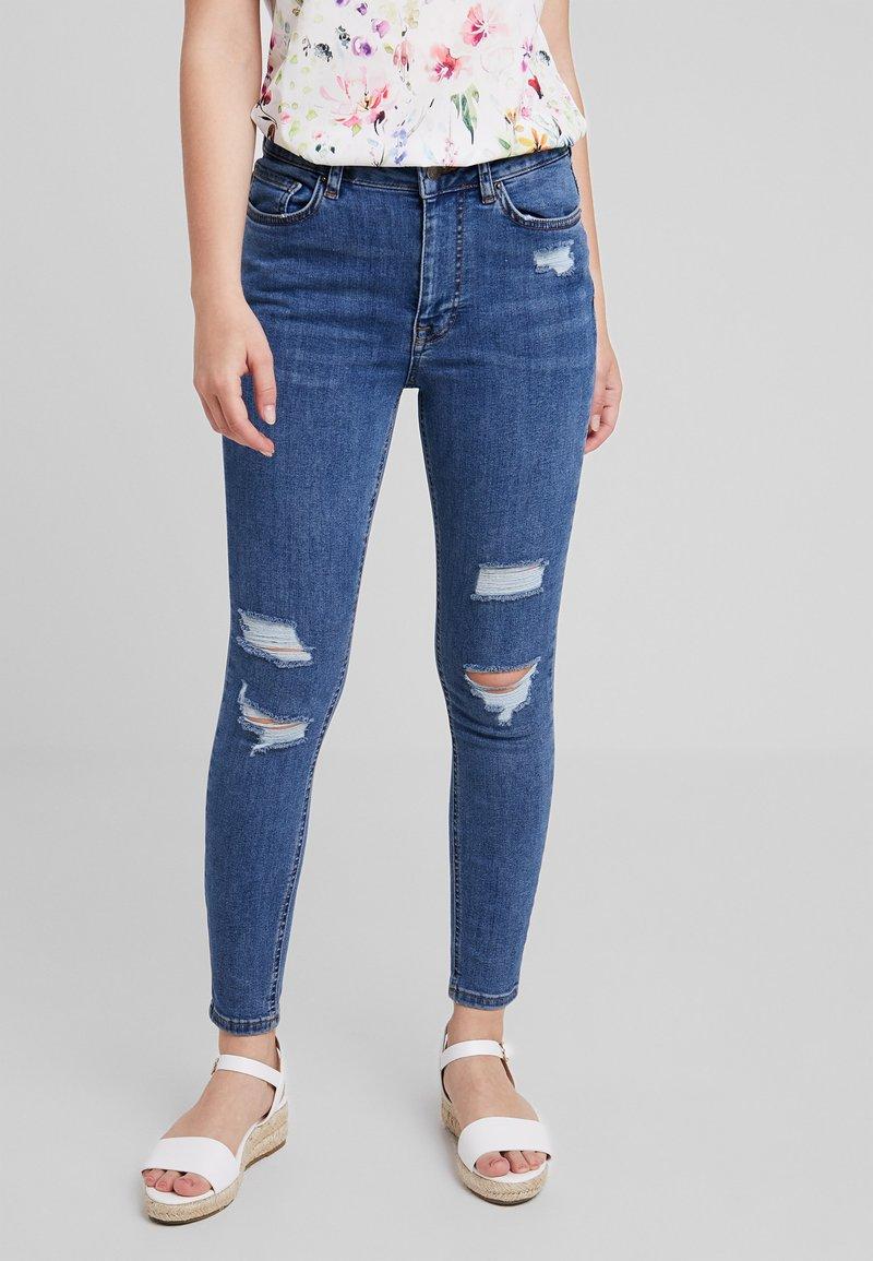 Even&Odd Petite - Jeans Skinny Fit - light blue