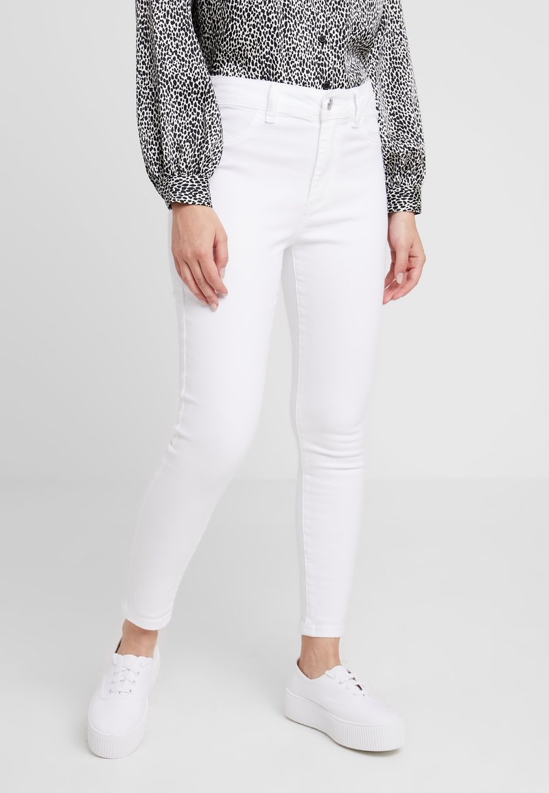 Even&Odd Petite - Jeans Skinny Fit - white