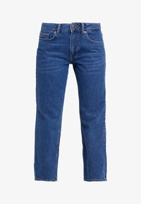 Even&Odd Petite - Jeans Straight Leg - blue denim - 4