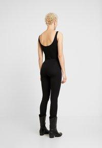 Even&Odd Tall - 2 PACK - Leggingsit - black - 3