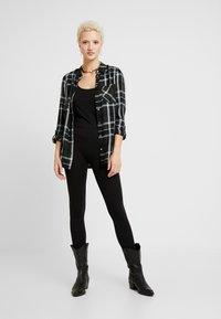 Even&Odd Tall - 2 PACK - Leggingsit - black - 1